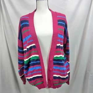 Cabin Creek Knitted Button Up Sweater/Cardigan